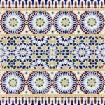 Dekofliesen aus Keramik