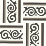 Zementfliesen Design