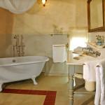 Exklusive Badezimmer aus Zement