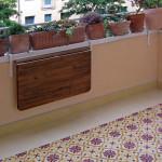 innendekotationen flur wohnzimmer zementfliesen. Black Bedroom Furniture Sets. Home Design Ideas
