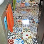 Badezimmer - Fliesen Patchwork
