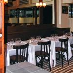 Design Fliesen im klassischen Restaurant