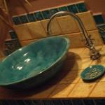 Handgefertigt Waschbecken