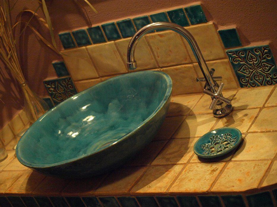 handgefertigt waschbecken. Black Bedroom Furniture Sets. Home Design Ideas