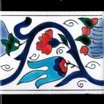 Tunesische Wamdfliesen