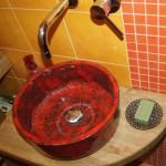 Waschbecken Vintage