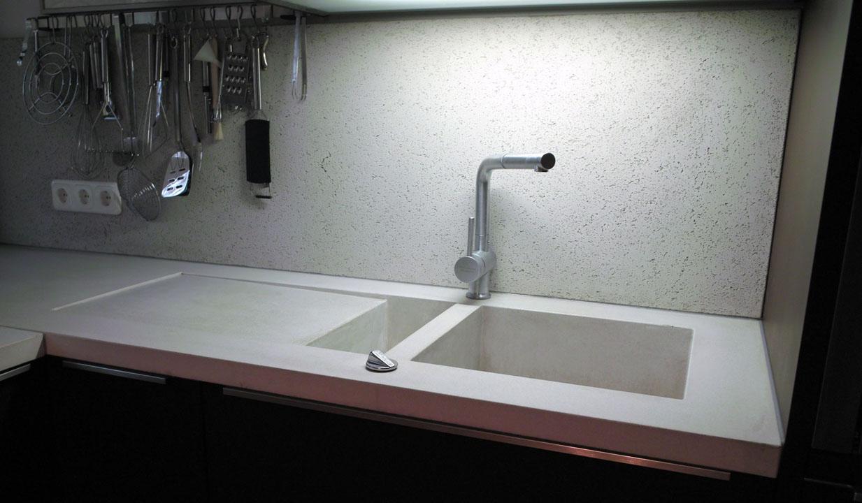 Waschbecken aus Beton Luxus | {Waschbecken küche keramik 44}