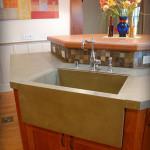 Betonwaschbecken Luxus