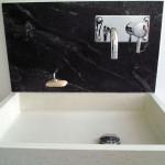 Waschbecken aus Beton Luxus