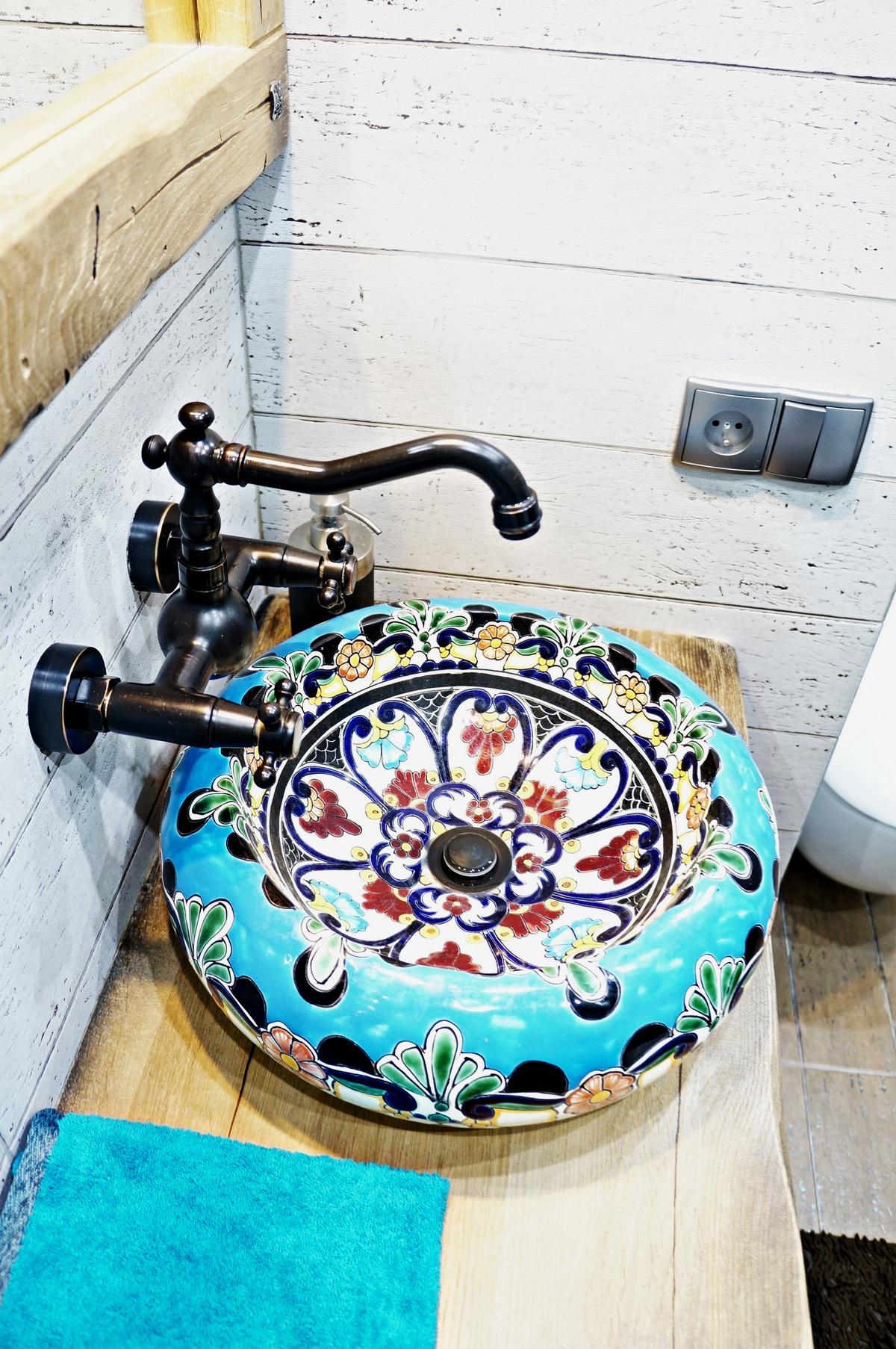 Handmade Badezimmer