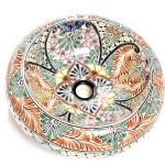Aufsatzwaschbecken aus Keramik