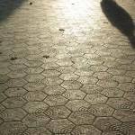 Muster Bodenfliesen