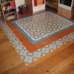 Kinderzimmer Bodenfliesen