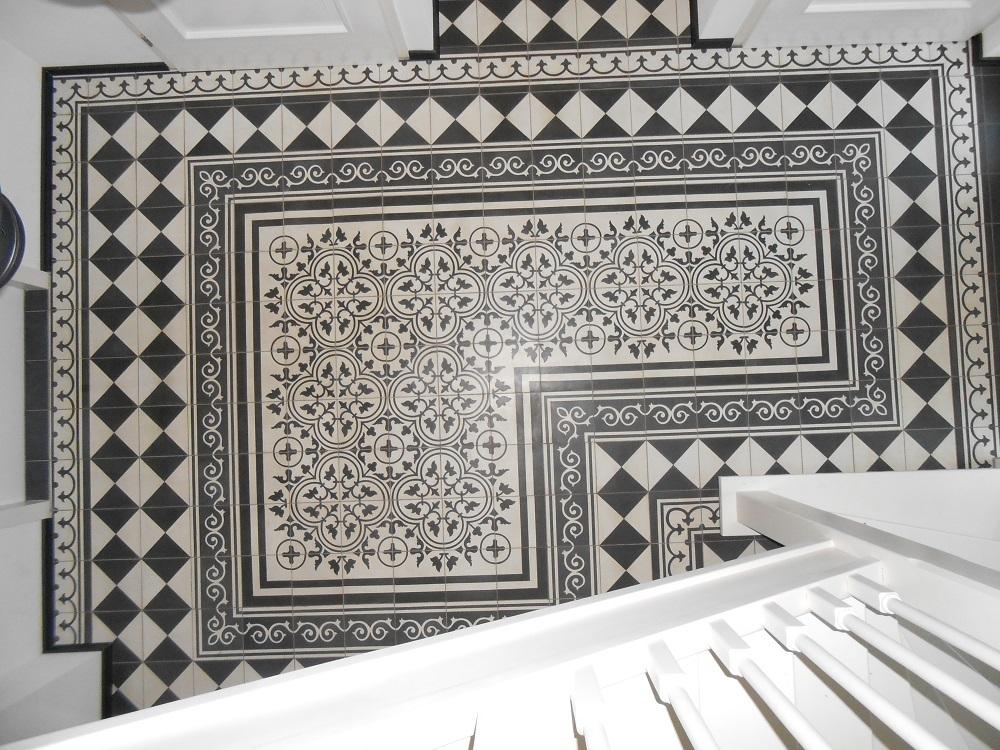 marokkanisch zement fliesen