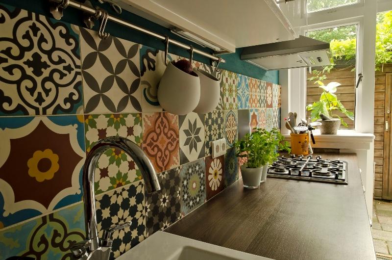 hydraulische zementfliesen. Black Bedroom Furniture Sets. Home Design Ideas