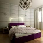 Schlafzimmer im romantischen Stil
