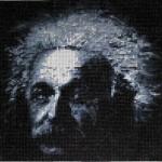 Einstein Mosaik