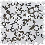 Mosaik Sterne