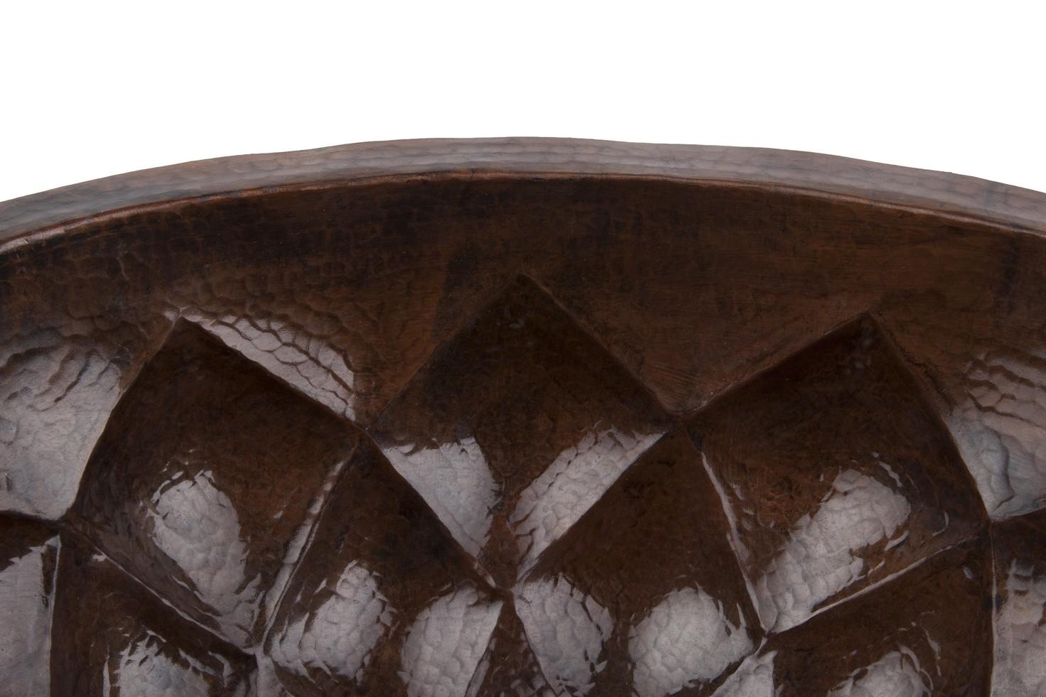 Kupferwaschbecken Handgefertigte - Waschbecken Aus Kupfer Bronze