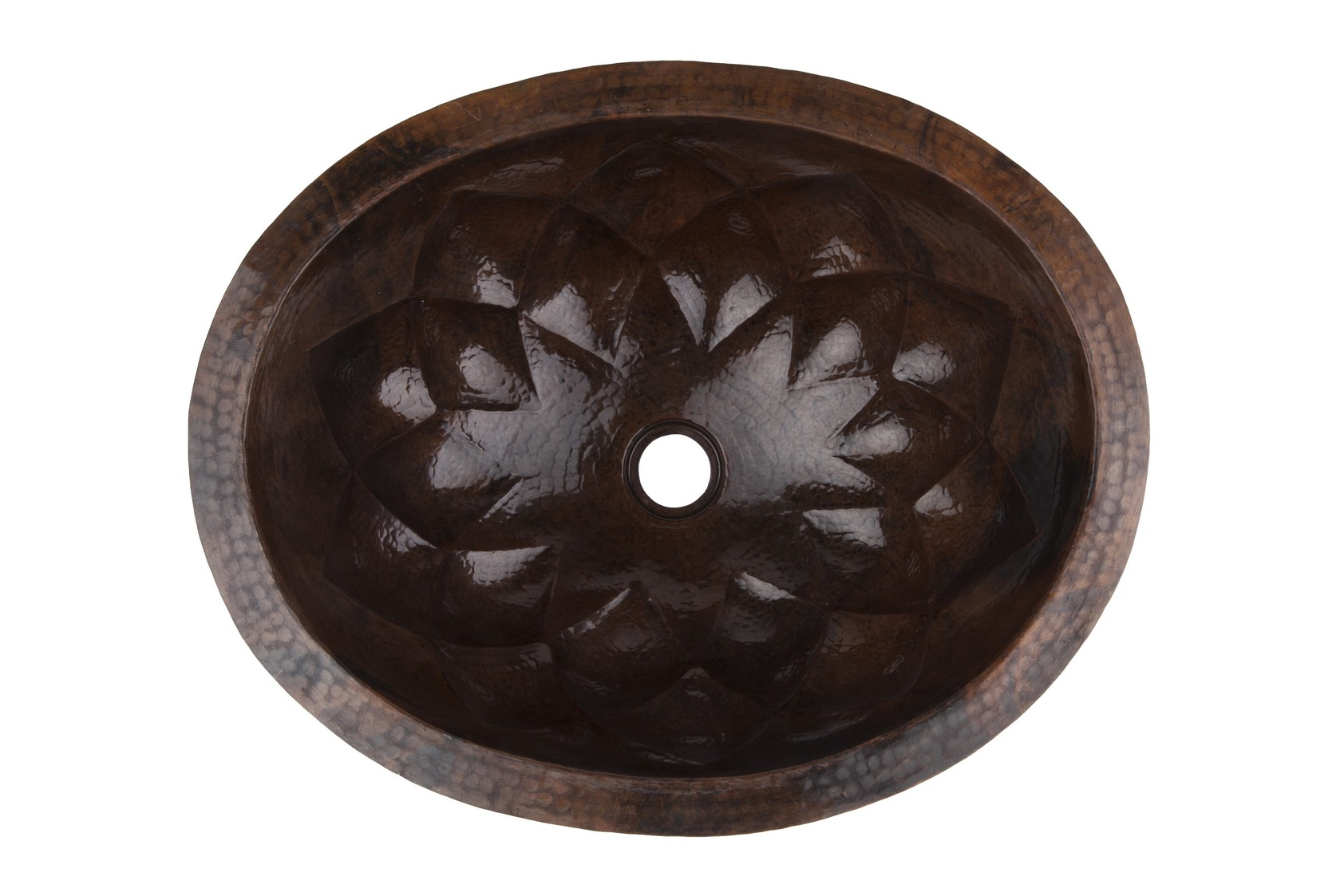 Waschbecken Aus Kupfer Handgefertigte - Kupfer Waschbecken Rund