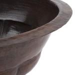 Messingwaschbecken - Kupfer Waschbecke