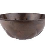 Hand Gehammert Waschbecken - Unterbau Mexiko Kupfer