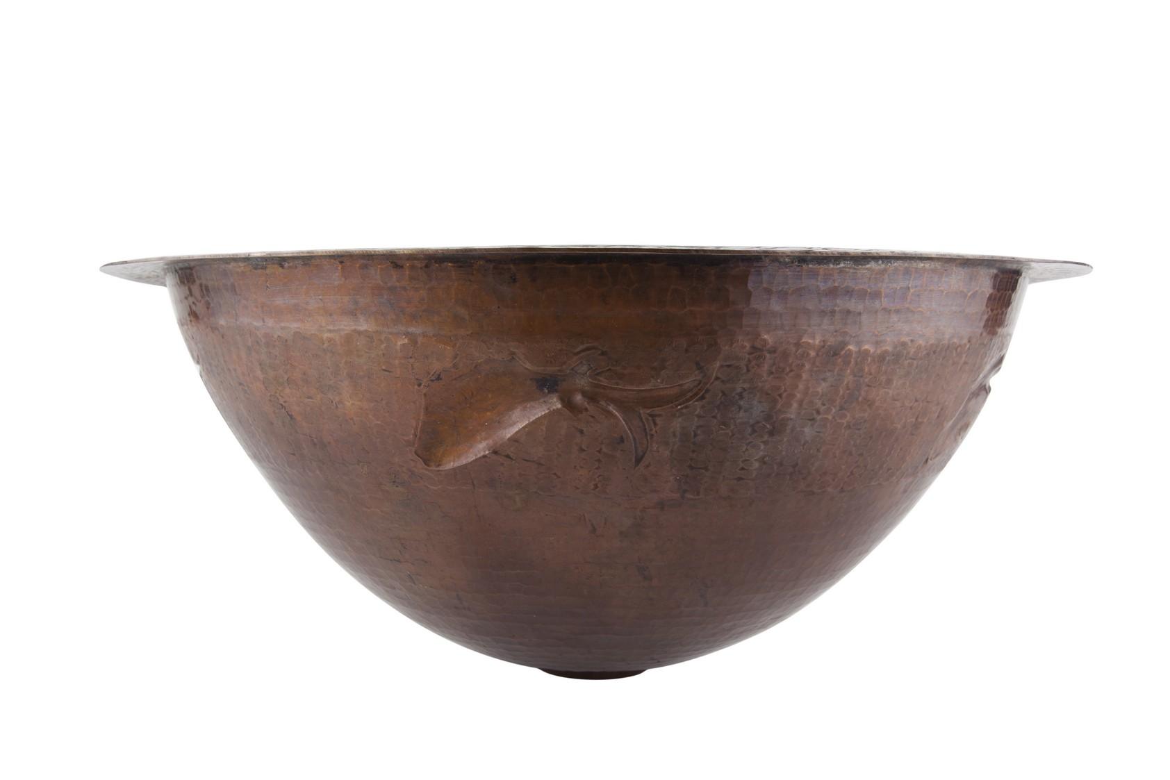 Bronzebecken
