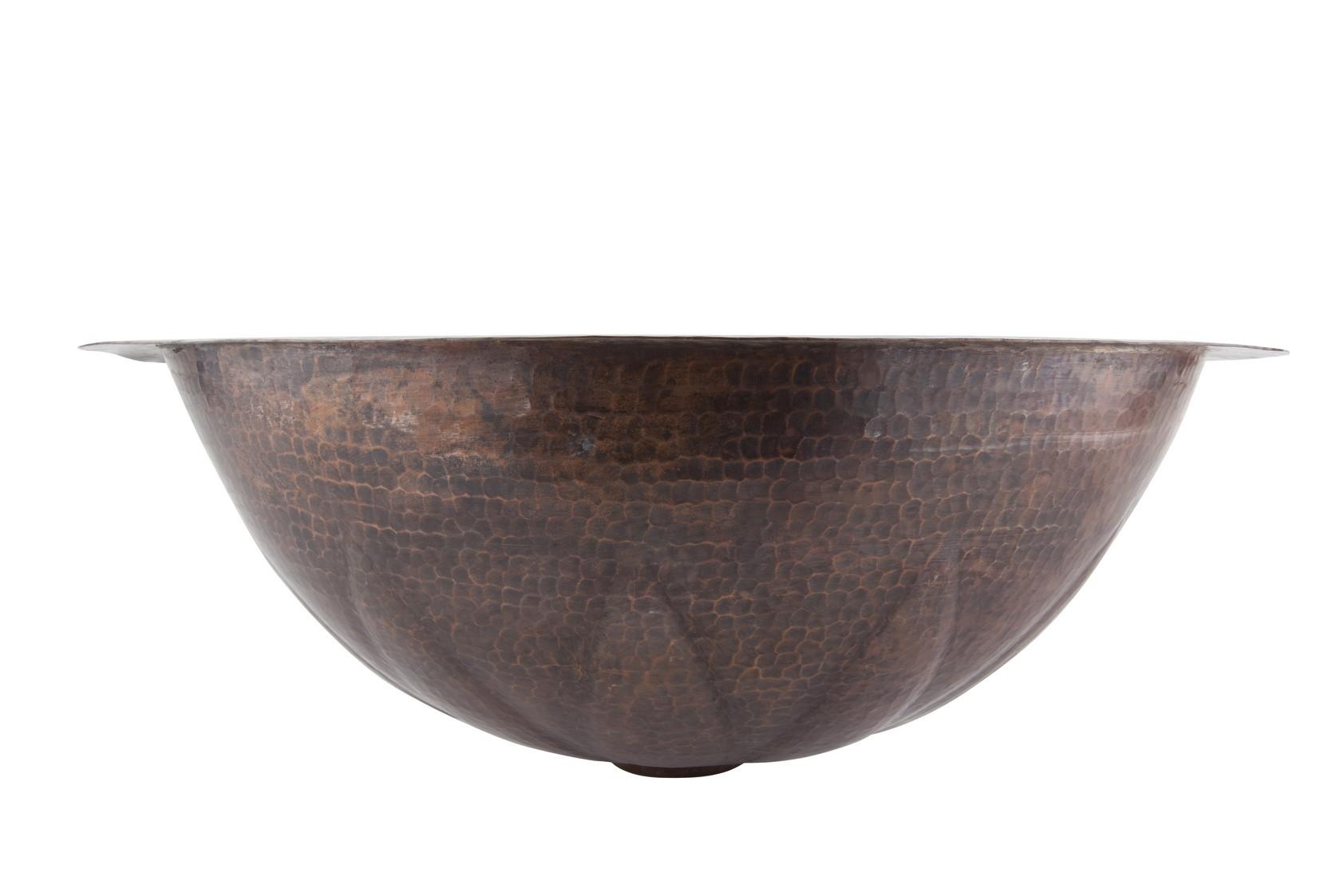 Messing Waschbecken - Bronzebecken