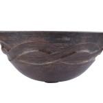 Waschbecken aus Kupfer
